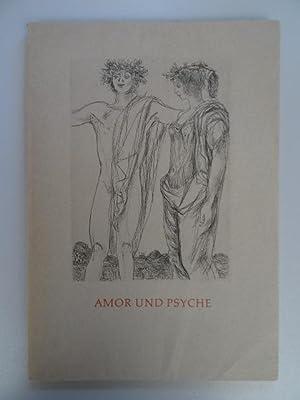 Amor und Psyche. Frankfurt, Gotthard de Beauclair,: Apulejus (d.i. Apuleius).
