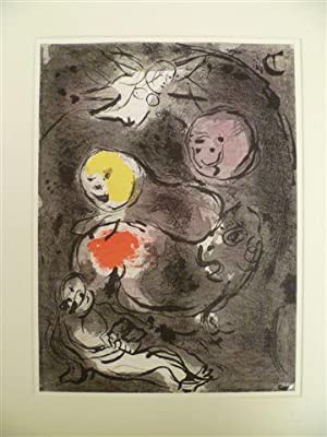 Witebsk 1887 - 1985 Vence). Daniel in: Chagall, Marc