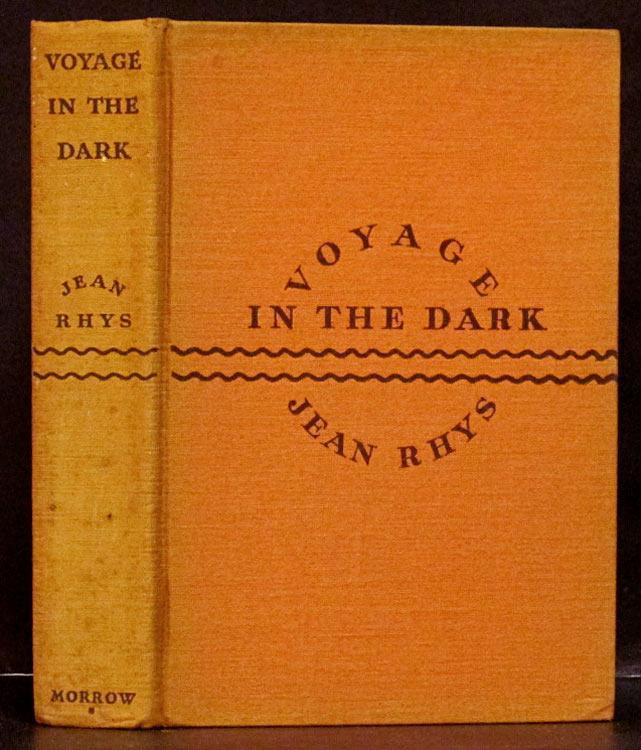 Voyage in the Dark Rhys, Jean. Good Hardcover