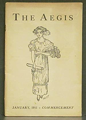 Aegis: January 1911 Commencement Yearbook for Houston High School: Houston High School.