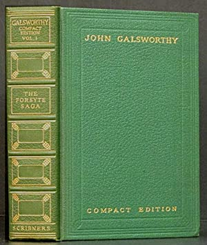 Galsworthy Compact Edition (Seven volumes): Galsworthy, John.