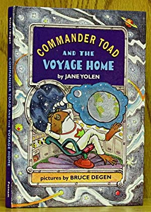 Commander Toad and the Voyage Home (SIGNED): Yolen, Jane.