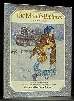 Month-Brothers: A Slavik Tale (SIGNED): Marshak, Samuel.