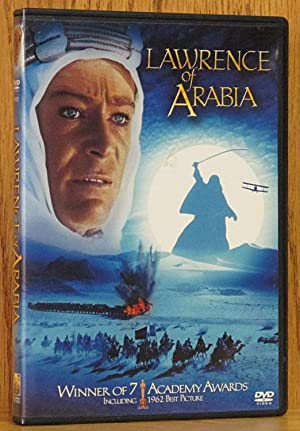 Lawrence of Arabia DVD: Lean (director), David.
