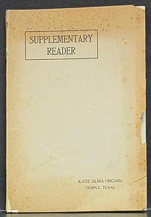 Supplementary Reader: Orgain, Kate Alma.