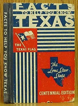 Facts to Help You Know Texas, Centennial: Mullen, John M.
