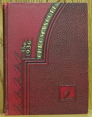 Chromascope 1936 Yearbook of Austin College Sherman, Texas: Lacy, Robert M.