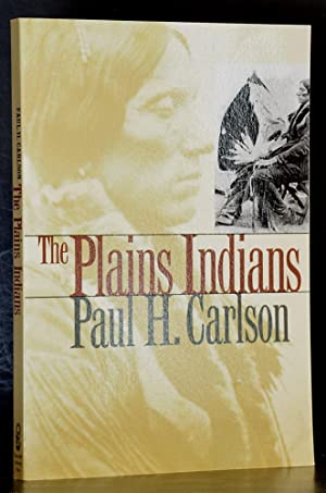 Plains Indians: Number 19 Elma Dill Russell Spencer Series in the West and Southwest
