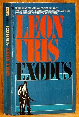 Exodus (SIGNED): Uris, Leon.