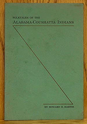Folktales of the Alabama-Coushatta Indians