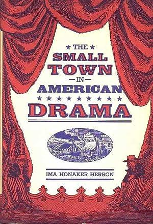 Small Town in American Drama: Herron, Ida Honaker.