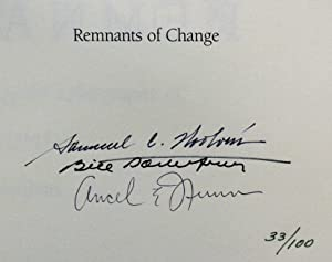 Remnants of Change: Poems Inspired by the Lithographs of Ancel E. Nunn: Woolvin, Samuel C., and ...