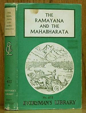 Ramayana & The Mahabharata: Everyman's Library No.: Dutt, Romesh C.