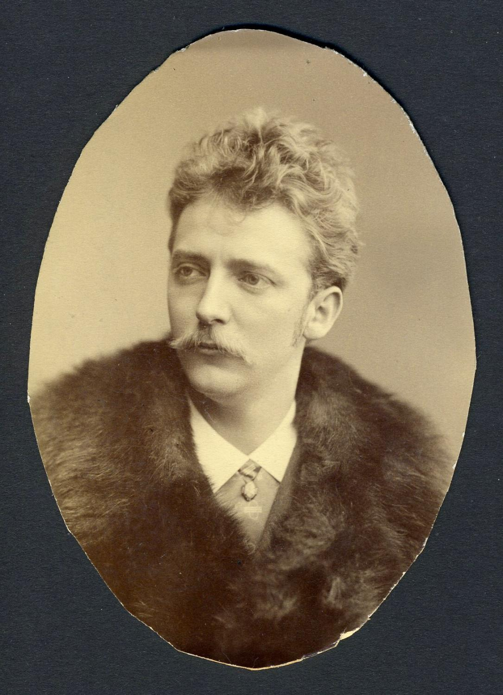 Original Photograph by Stavenhagen, Bernhard. (1862-1914 ...