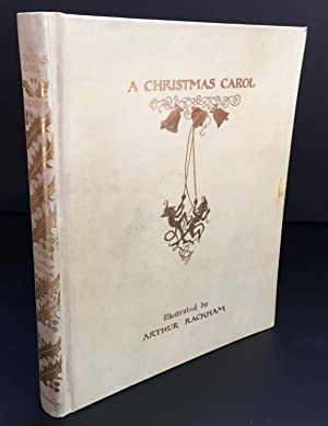 A CHRISTMAS CAROL, ILLUSTRATED AND SIGNED BY: Dickens, Charles. (1812