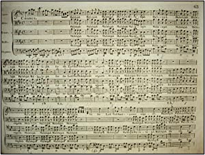 The Messiah: An Oratorio. For the Voice, Harpsichord, and Vioiln; with the Choruses in Score.