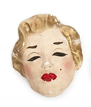 Marilyn Monroe Mask - FROM THE COLLECTION OF RINGO STARR