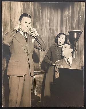 Original Press Photograph: Allen, Fred. (1894-1956)