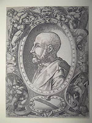 Original Portrait Engraving