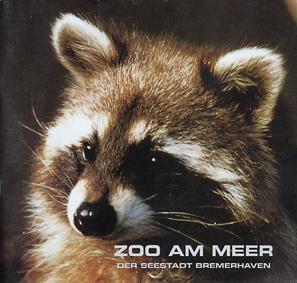 8d2b6cea2e5e63 Kleines Lexikon der Tiere (Waschbär)  Zoo am Meer