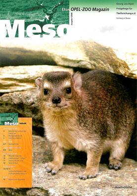 Meso (Das Opel-Zoo Magazin 1/2006)