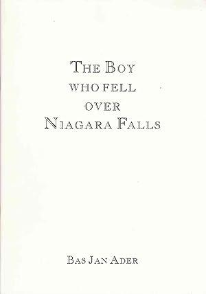 the boy who fell over niagara falls