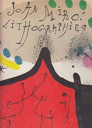 Joan Miro. Litografo I [1].: Leiris, Michel ;