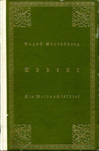 ADVENT - Ein Weihnachtsspiel: Strindberg, August -
