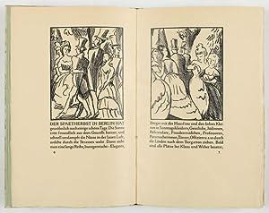 Ritter Gluck. Tölz & München, Bremer Presse: Hoffmann, E. T.