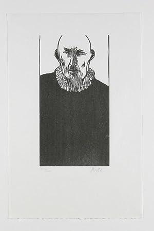 Othello. Illustrated by Leonard Baskin. Northampton, The: Baskin - Shakespeare,