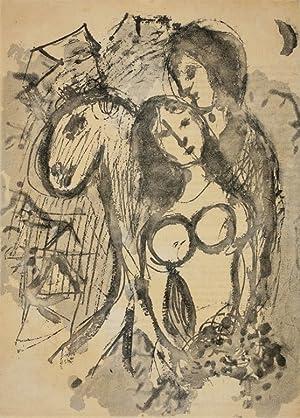 Marc Chagall Verzeichnis der Kupferstiche, Radierungen und: Chagall - Kornfeld,