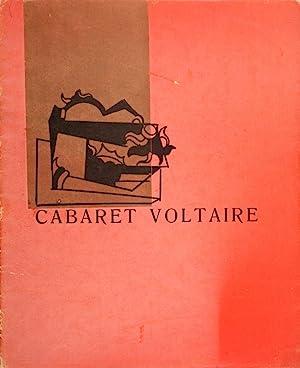 Eine Sammlung künstlerischer und literarischer Beiträge. Hrsg.: Cabaret Voltaire -
