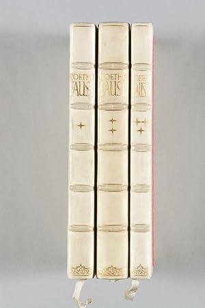 Faust. Erster und zweiter Teil. Ur-Faust. 3: Goethe, J. W.