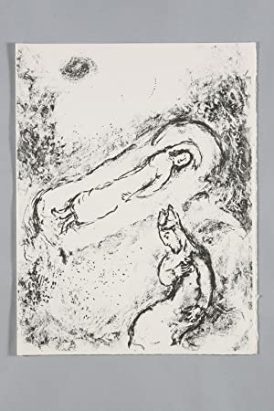 The Tempest. Monte Carlo, André Sauret 1975.: Chagall - Shakespeare,