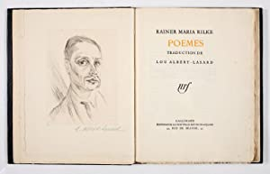 Poems. Traduction de L. Albert-Lasard. Mit 1: Rilke, Rainer Maria.