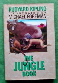 The Jungle Book. Illustrated by Michael Foreman.