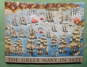 The Greek Navy in 1821.: Meletopoulos, John A.: