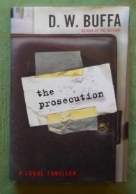The Prosecution. A Legal Thriller.