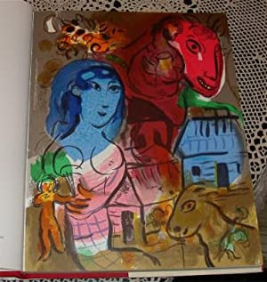 Hommage à Marc Chagall.