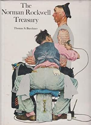 The Norman Rockwell Treasury: Buechner, Thomas S.