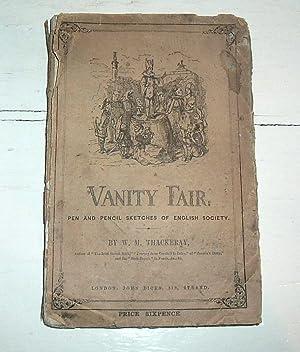 vanity fair by thackeray edition abebooks
