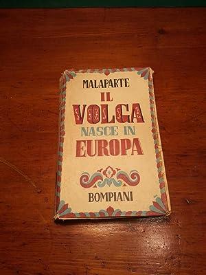 VOLGA NASCE IN EUROPA (IL): MALAPARTE CURZIO (SUCKERT
