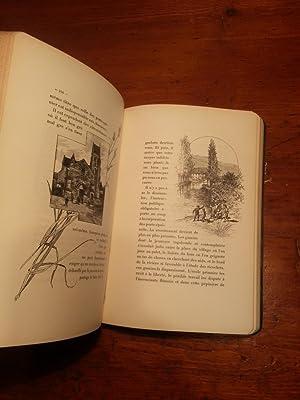 LA TRUITE DE RIVIERE. PECHE A LA MOUCHE ARTIFICIELLE: PETIT ALBERT GEORGES (1843-1920)