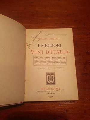 MIGLIORI VINI D'ITALIA (I) BARBERA BAROLO BARBARESCO NEBBIOLO FREISA DOLCETTO GRIGNOLINO ...
