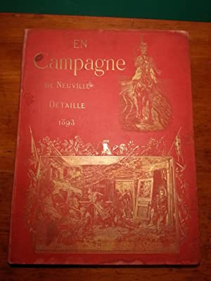EN CAMPAGNE (PREMIERE SERIE ET DEUXIEME SERIE).: RICHARD JULES (1825-1899)