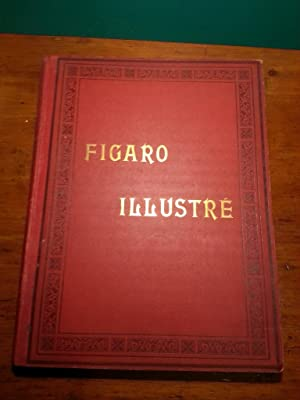 LE FIGARO ILLUSTRE' TOME DOUZIEME ANNEE 1901 (DE JANVIER 1901 -N° 130- JUSQU'A ...