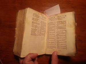 PAULLI MANUTII EPISTOLARUM LIBRI 12 UNO NUPER ADDITO. EIUSDEM QUAE PRAEFATIONES APPELLANTUR: ...