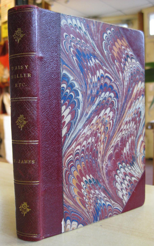 Daisy Miller A Study, An International Episode, Four Meetings - James, Henry