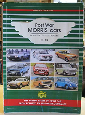 Post War Morris Cars Road Tests Articles: Alder, Trevor