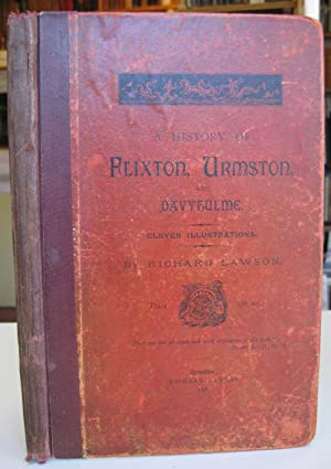 A History of Flixton, Urmston, and Davyhulme: Lawson, Richard
